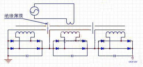 但是对于电压更高的电源,就要对电路结构作一些修改,以满足更高电压的
